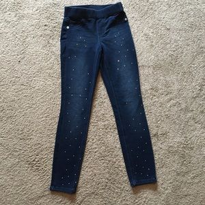 Sparkley Justice Jeggings